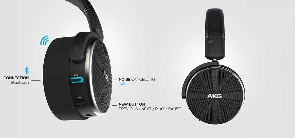 đánh giá headphone AKG N60NC