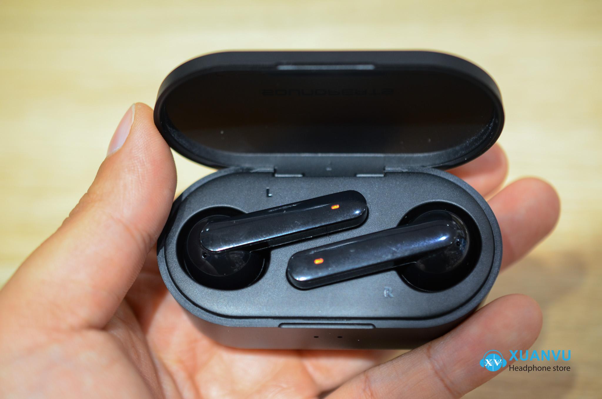 Tai nghe True Wireless SoundPEATS Truepods