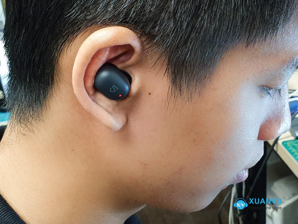 Tai nghe True Wireless SoundPEATS TrueMini