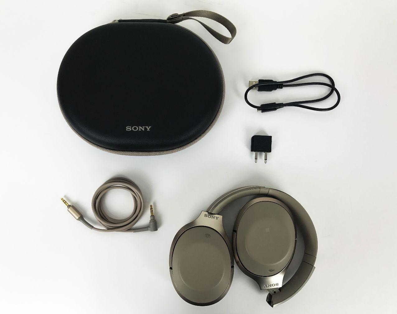 đánh giá chất lượng tai nghe MDR-1000x