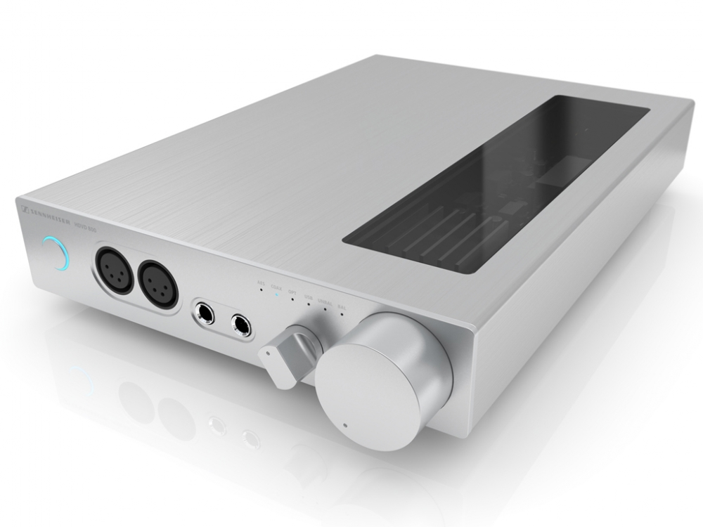 DAC, Pre Amp, Headphone Amplifier Sennheiser HDVD 800