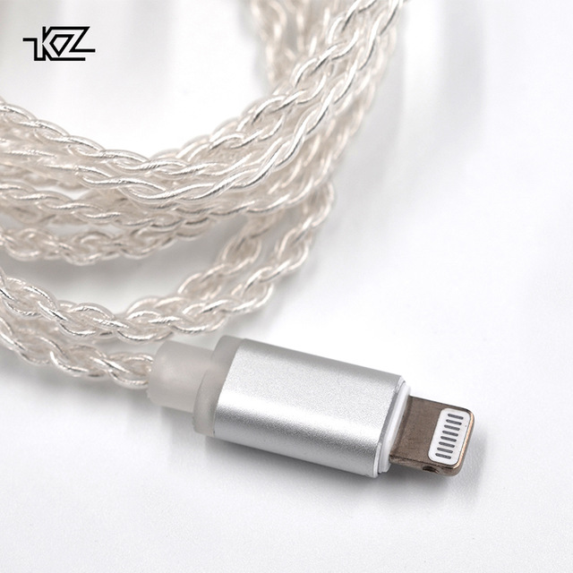 Lightning cable KZ For MMCX