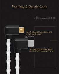 Shanling L2 USB cable
