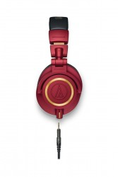 Tai nghe Audio-Technica ATH-M50x Red (Special edition)