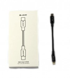 Lotoo Type-C OTG Cable For PAW S1: Type-C to Lightning