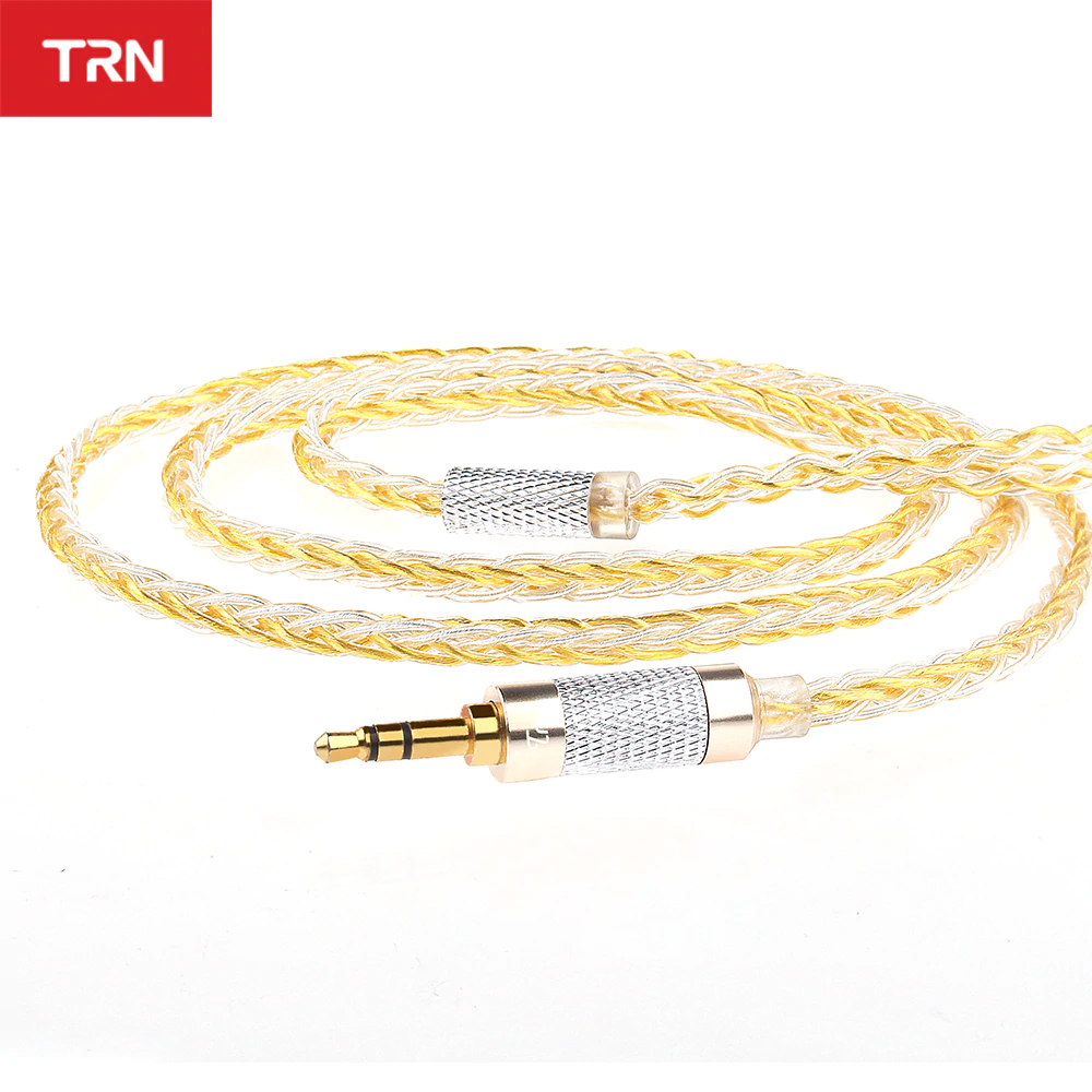 TRN TC Cable 2pin(0.78) - 3.5mm